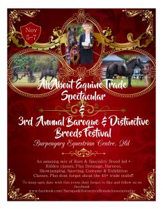 All about equine trade spectacular